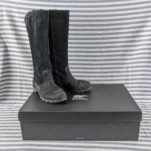 Sorel Emelie Tall Boot Size 6